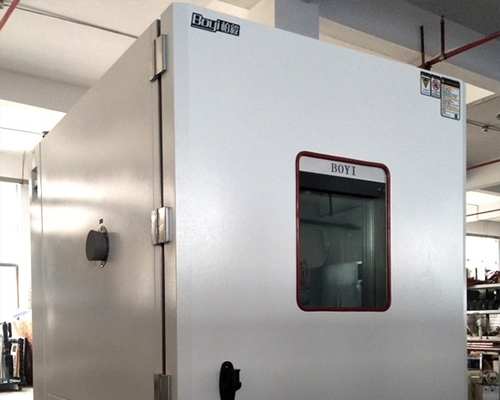 6月11日可程式恒温恒湿试验箱1000L今日出货